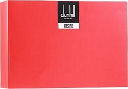 Voňavky, Parfémy, kozmetika Alfred Dunhill Desire Red - Sada (edt/100ml + edt/30ml + deo/195 ml)