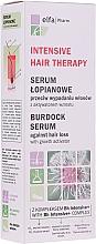 Voňavky, Parfémy, kozmetika Lopúchové vlasové sérum - Elfa Pharm Burdock Serum