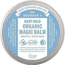 Voňavky, Parfémy, kozmetika Balzam na telo - Dr. Bronner's Organic Magic Balm Baby-Mild