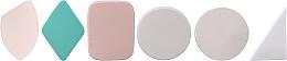 Voňavky, Parfémy, kozmetika Latexové špongií na make-up, 498982, 24 ks - Inter-Vion №1