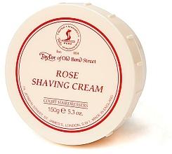 """Voňavky, Parfémy, kozmetika Krém na holenie """"Ruža"""" - Taylor of Old Bond Street Rose Shaving Cream Bowl"""