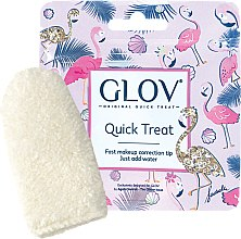 Voňavky, Parfémy, kozmetika Mini rukavička na odličovanie - Glov Quick Treat Fast Makeup