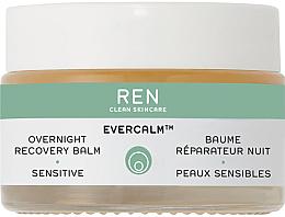 Voňavky, Parfémy, kozmetika Nočný obnovujúci balzam na tvár - Ren Evercalm