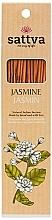 """Voňavky, Parfémy, kozmetika Vonné tyčinky """"Jasmine"""" - Sattva Jasmine"""