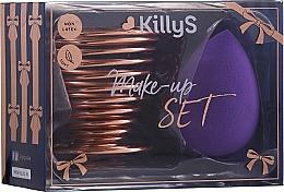 Voňavky, Parfémy, kozmetika Hubka na make-up so stojanom - KillyS