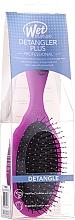 Voňavky, Parfémy, kozmetika Kefa na zamotané vlasy, fialová - Wet Brush Pro Detangler Plus Purple