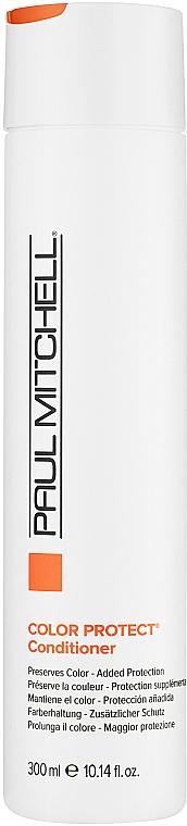 Kondicionér pre farbené vlasy - Paul Mitchell ColorCare Color Protect Daily Conditioner — Obrázky N1