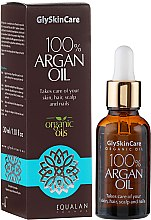Voňavky, Parfémy, kozmetika Arganový olej na tvár - GlySkinCare 100% Argan Oil