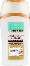 Voňavky, Parfémy, kozmetika Čistiace mlieko na tvár  - Clinians Latte & Olio Cleansing Milk
