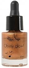Voňavky, Parfémy, kozmetika Tekutý bronzer - Peggy Sage Oh my Glow! Liquid Bronzer