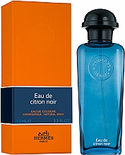 Voňavky, Parfémy, kozmetika Hermes Eau de Citron Noir - Kolínska voda
