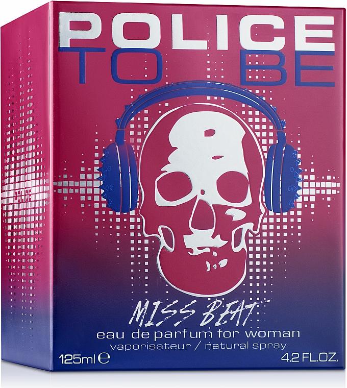 Police To Be Miss Beat - Parfumovaná voda