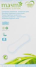 Voňavky, Parfémy, kozmetika Hygienické vložky Anatomical univerzálne, 16 ks - Masmi