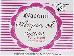 Voňavky, Parfémy, kozmetika Nočný krém na tvár - Nacomi Moroccan Argan Night Cream