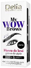 Voňavky, Parfémy, kozmetika Henna na obočie - Delia My Wow Brows