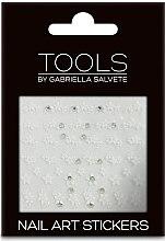 Voňavky, Parfémy, kozmetika Nálepky na dizajn nechtov - Gabriella Salvete Tools Nail Art Stickers 02