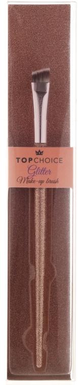 Kefka na obočie a očnú linku 37443 - Top Choice Glitter Make-up Brush