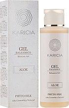 """Voňavky, Parfémy, kozmetika Gélový balzam na tvár """"Aloe"""" - Karicia Aloe Balm Gel"""