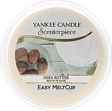 Aromatický vosk - Yankee Candle Shea Butter Melt Cup — Obrázky N1