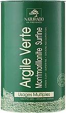 Voňavky, Parfémy, kozmetika Zelená hlina kozmetická - Naturado Green Clay