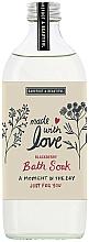 Voňavky, Parfémy, kozmetika Kúpeľový lotion - Bath House Bath Soak Made With Love Blackberry