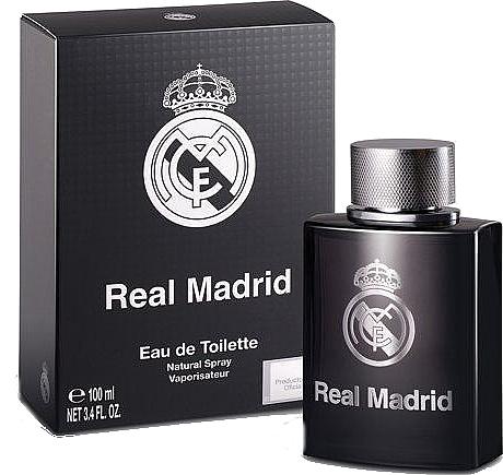 Air-Val International Real Madrid Black - Toaletná voda  — Obrázky N1