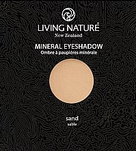 Voňavky, Parfémy, kozmetika Očné tiene - Living Nature Mineral Eyeshadow