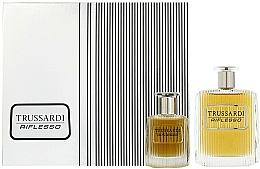 Voňavky, Parfémy, kozmetika Trussardi Riflesso - Sada (edt/100ml + edt/30ml)