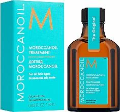Voňavky, Parfémy, kozmetika Regeneračný olej na vlasy - Moroccanoil Oil Treatment For All Hair Types