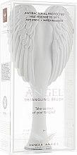 Voňavky, Parfémy, kozmetika Kefka na vlasy - Tangle Angel 2.0 Detangling Brush White/Grey