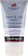 Voňavky, Parfémy, kozmetika Krém na ruky a nechty - Neutrogena Hand & Nail Cream