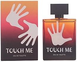 Voňavky, Parfémy, kozmetika Concept V Design Touch Me - Toaletná voda
