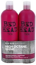 Voňavky, Parfémy, kozmetika Sada - Tigi Bed Head Racharge (shm/750ml + cond/750ml)