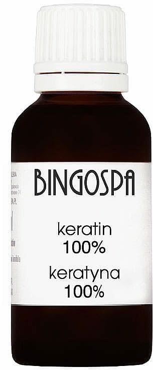 Keratín 100% - BingoSpa Keratin 100%