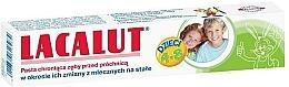"""Voňavky, Parfémy, kozmetika Zubná pasta pre deti """"Kids"""" - Lacalut"""