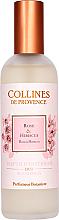 Voňavky, Parfémy, kozmetika Vôňa do bytu, ruža a ibištek - Collines de Provence Rose & Hibiscus