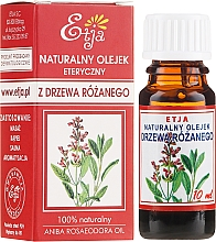 Voňavky, Parfémy, kozmetika Prírodný éterický olej z ružového dreva - Etja Natural Essential Oil