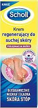 Voňavky, Parfémy, kozmetika Regeneračný krém na suchú pokožku nôh - Scholl Regenerating Cream