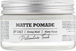 Voňavky, Parfémy, kozmetika Matný vosk na vlasy - FarmaVita Amaro Matte Pomade
