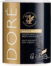 Voňavky, Parfémy, kozmetika Nočný krém proti vráskam - Le Chaton Dore Night Wrinkle Cream Agile Nuit K