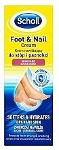 Voňavky, Parfémy, kozmetika Krém na stopy - Scholl Moisturizing Foot and Nail Cream