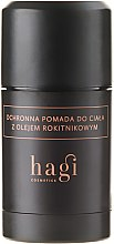 Voňavky, Parfémy, kozmetika Balzam na telo s rakytníkovým olejom - Hagi