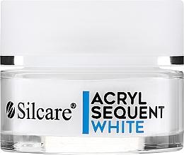Voňavky, Parfémy, kozmetika Akrylový púder na predĺženie nechtov - Silcare Sequent LUX