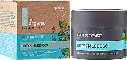 """Voňavky, Parfémy, kozmetika Krém na tvár """"Dotyk mladosti"""" - Be Organic Face Cream"""