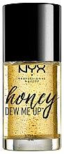 Voňavky, Parfémy, kozmetika Primer pod make-up - NYX Professional Makeup Honey Dew Me Up Primer
