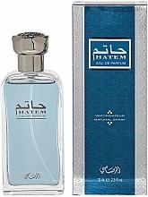 Voňavky, Parfémy, kozmetika Rasasi Hatem - Parfumovaná voda