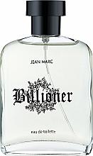 Voňavky, Parfémy, kozmetika Jean Marc Billioner - Toaletná voda