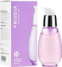 Voňavky, Parfémy, kozmetika Hydratačné sérum na tvár s čučoriedkami - Frudia Blueberry Hydrating Serum