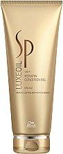 Voňavky, Parfémy, kozmetika Krémový kondicionér na obnovenie keratínu - Wella SP Luxe Oil Keratin Conditioning Cream