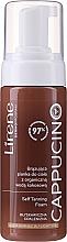 Voňavky, Parfémy, kozmetika Bronzujúca pena na telo - Lirene Cappucino Self Tanning Foam